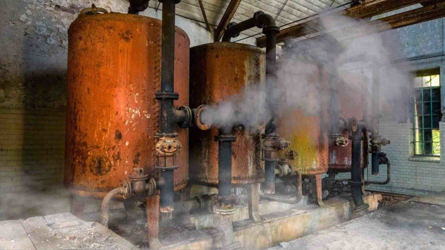 Boilers: Operations and Maintenance