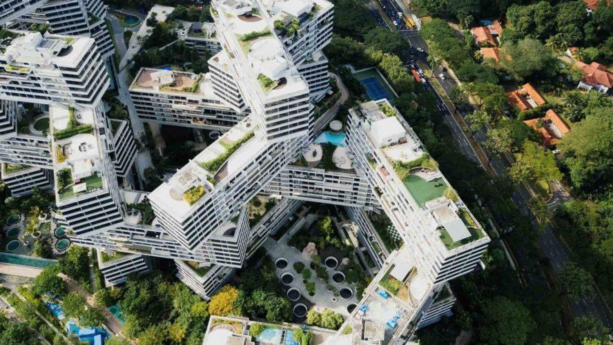 المدن المستدامة الذكية