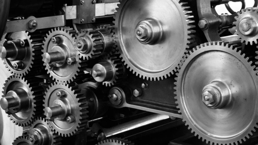 Gears Types, Installation and Maintenance