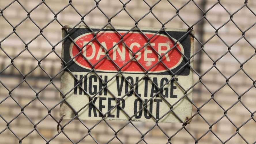 High Voltage Safety