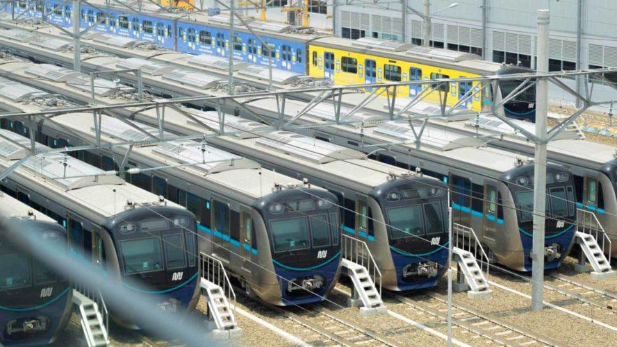 إدارة عمليات السكك الحديدية