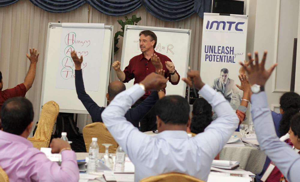 المركز الماليزي الدولي للتدريب • لمحة